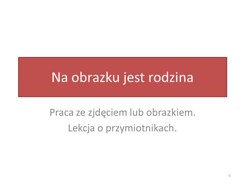 Karty ze słowami Powtórka słownictwa. 17