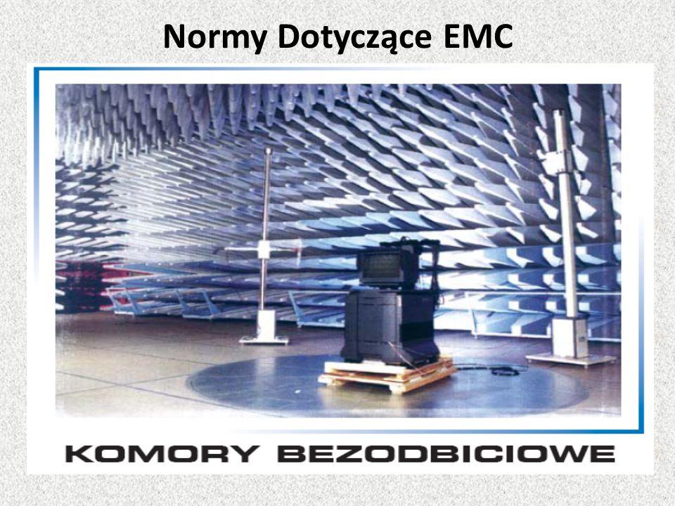 Normy Dotyczące EMC