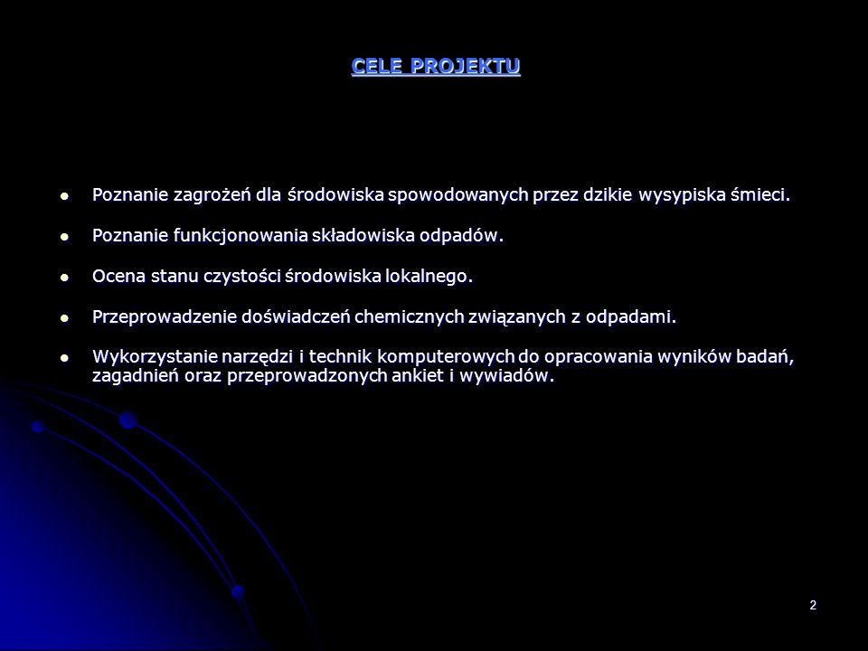 13 Prezentacja publiczna projektu Galeria na Strychu – scenografia przed prezentacją Album zdjęciowy dotyczący stopnia czystości terenów naszej Gminy