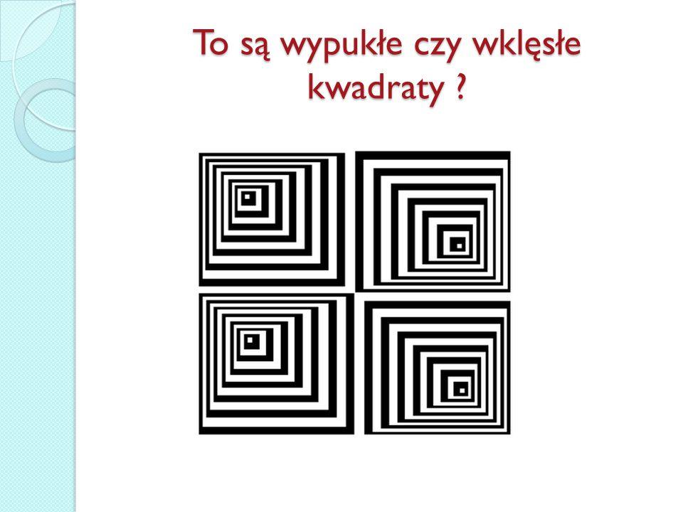 To są wypukłe czy wklęsłe kwadraty ?