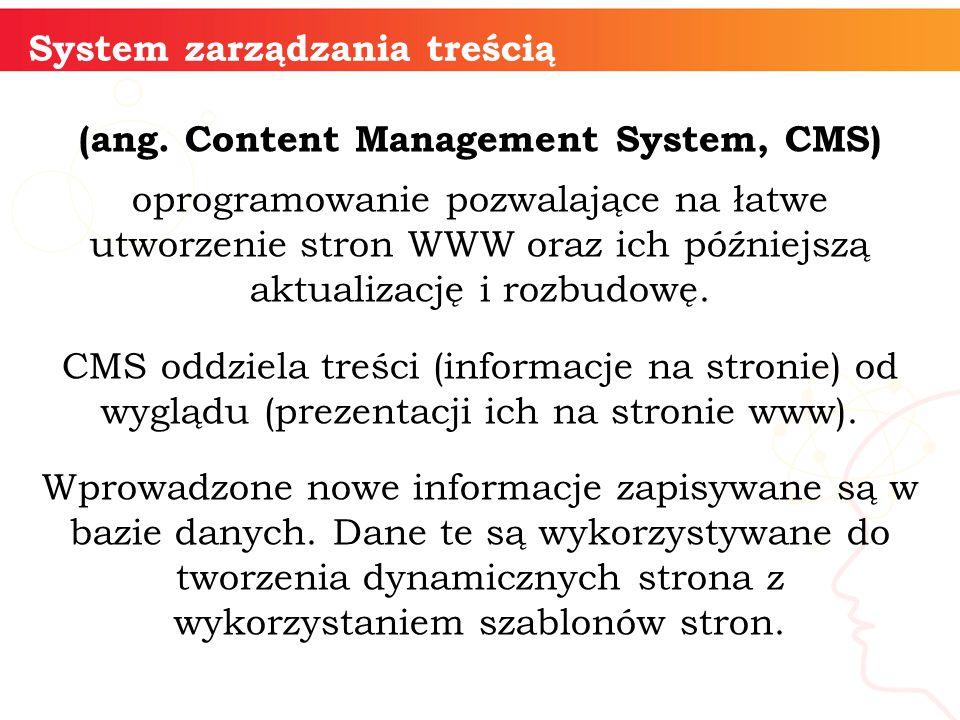 System zarządzania treścią (ang.