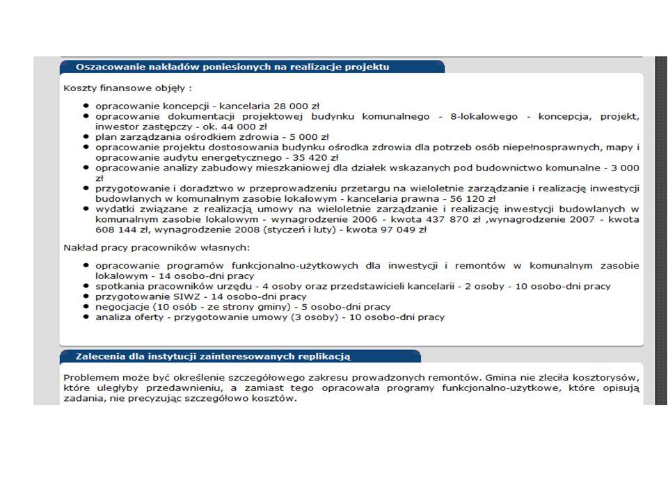 System analiz wskaźnikowych Moduł analizy wskaźnikowej finansów gmin wiejskich prezentuje w formie graficznej 40 wskaźników dochodów i wydatków budżetu badanej JST oraz przedstawia rozkład wskaźnika na tle innych JST- www.gsas.zgwrp.org.pl