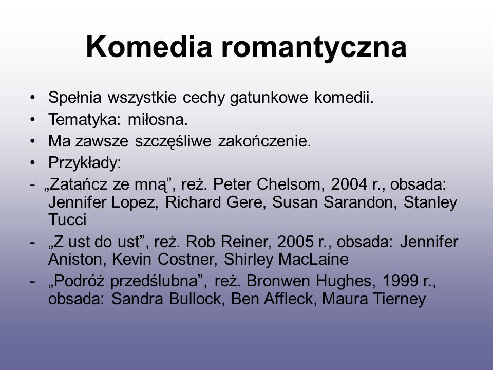 """Plakat komedii romantycznej pt. """"Podróż przedślubna"""