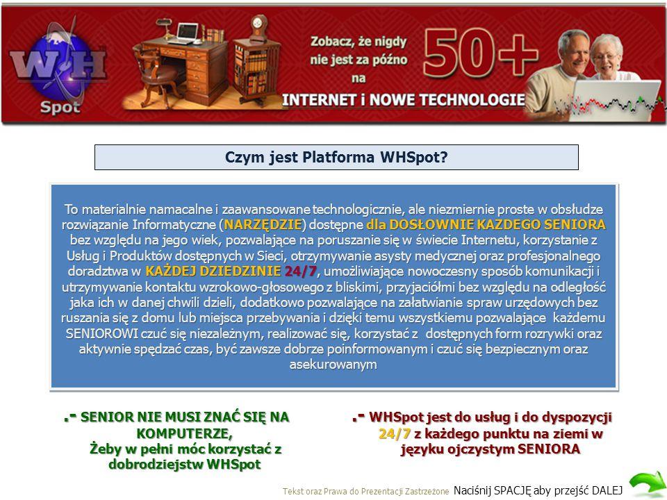 Czym jest Platforma WHSpot.