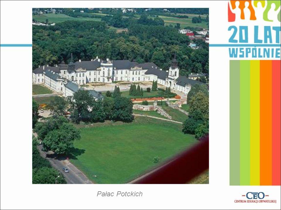 Pałac Potckich