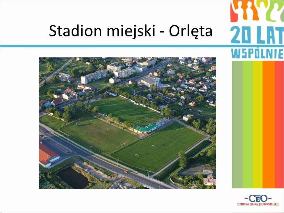 Stadion miejski - Orlęta