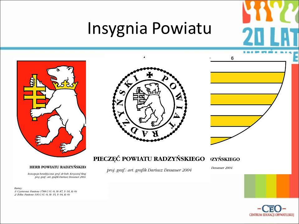 Insygnia Powiatu