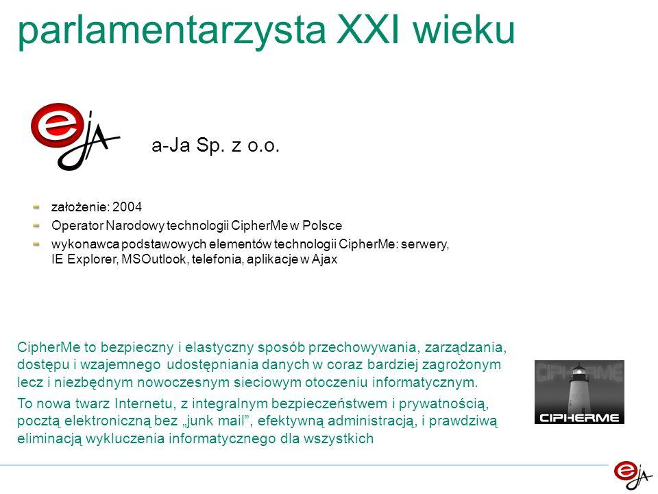 3. dynamicznie rozwijane i wprowadzane aplikacje