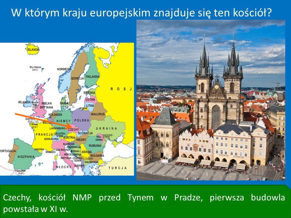 W którym kraju europejskim znajduje się ten kościół.