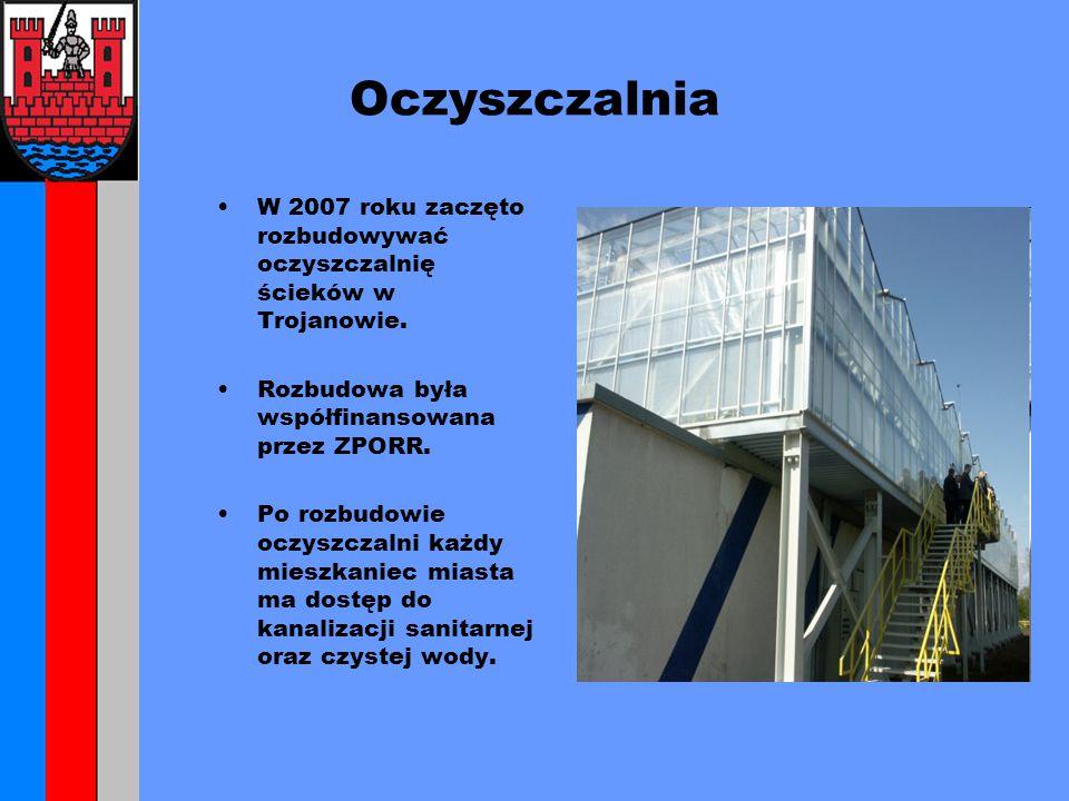 """Pływalnia """"Orka Zbudowana w latach 1999-2002."""
