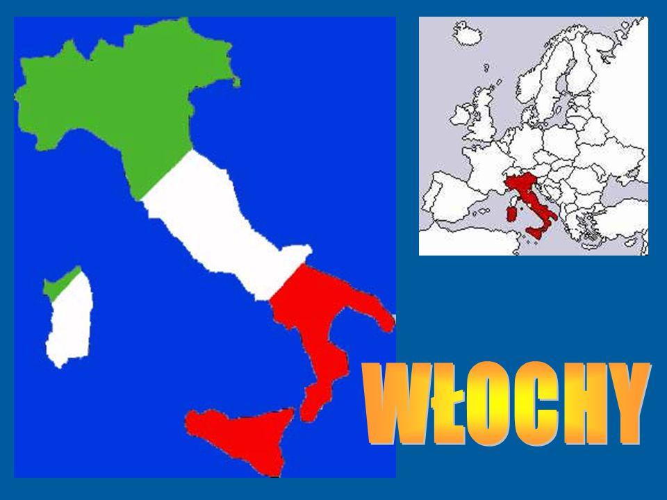 Włochy leżą w południowej Europie, na Półwyspie Apenińskim, nad Morzem Śródziemnym, Liguryjskim, Tyrreńskim, Jońskim i Adriatyckim.