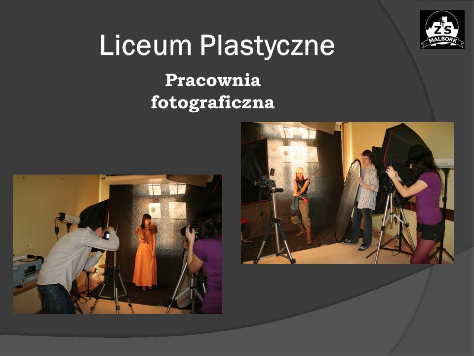 Liceum Plastyczne Pracownia fotograficzna
