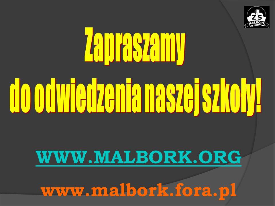 WWW.MALBORK.ORG www.malbork.fora.pl