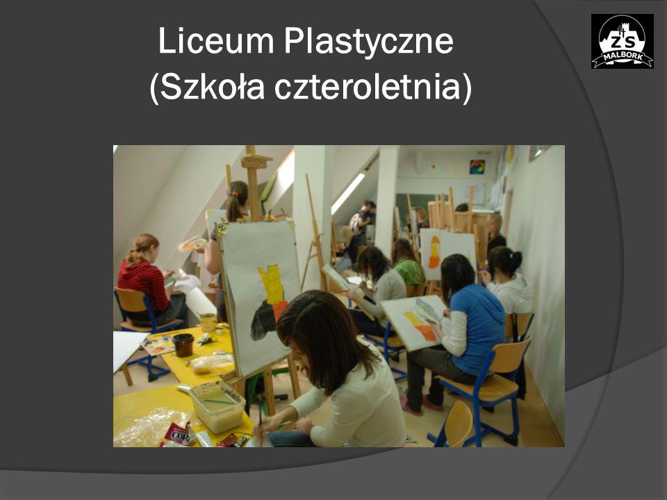 Liceum plastyczne oferuje klasę o specjalności:  Fotografia,  Techniki Graficzne Języki: Angielski, Włoski