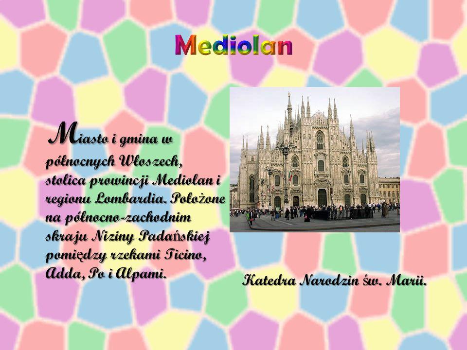 M iasto w południowych Włoszech w rejonie Kampania, którego jest stolic ą, a tak ż e o ś rodkiem administracyjnym prowincji Neapol. Zało ż ony przez G
