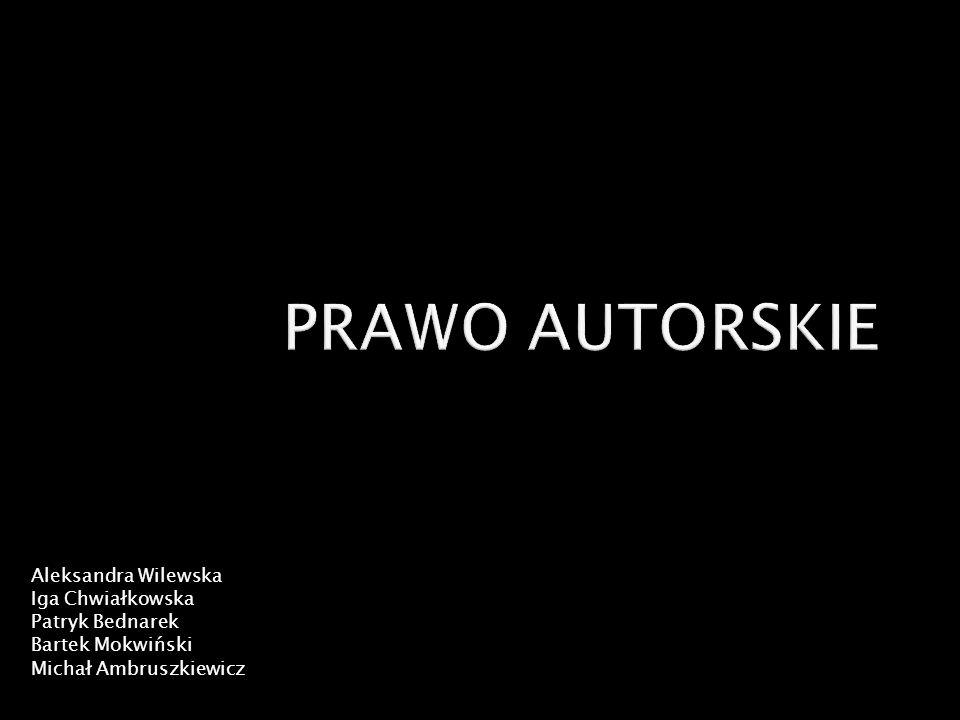 Aleksandra Wilewska Iga Chwiałkowska Patryk Bednarek Bartek Mokwiński Michał Ambruszkiewicz