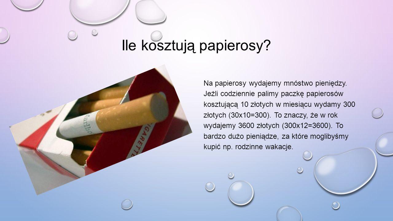 Jak palenie wpływa na urodę.1.