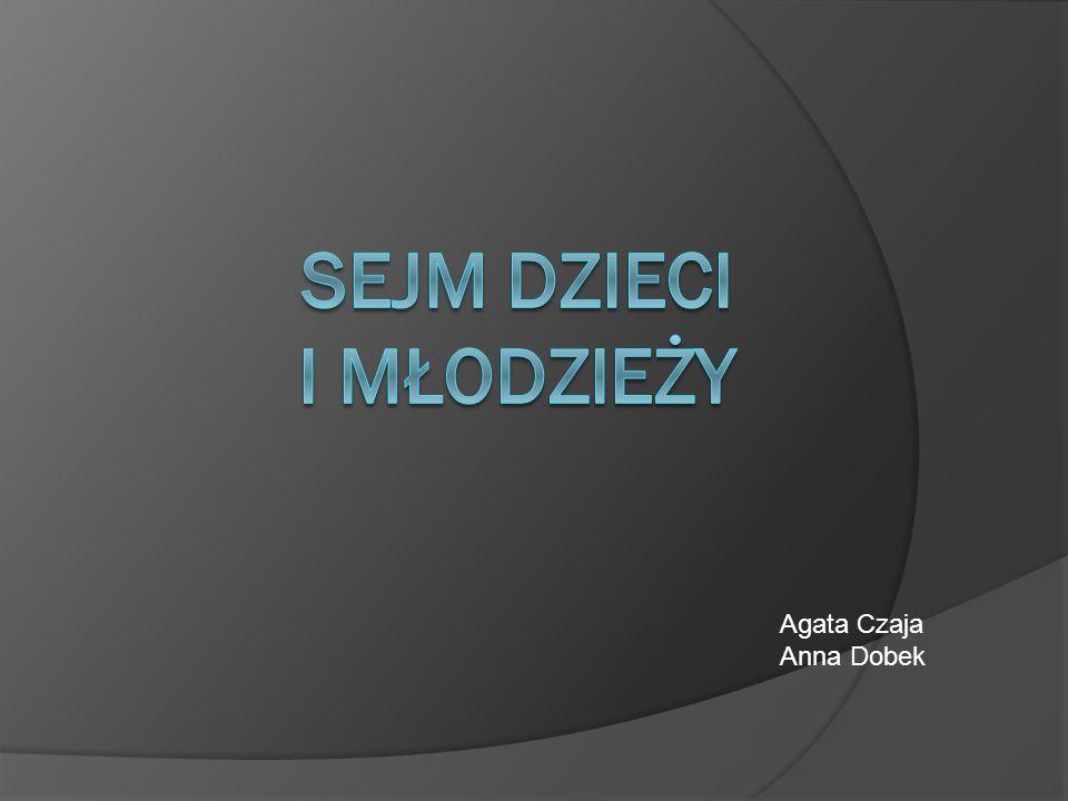 Agata Czaja Anna Dobek