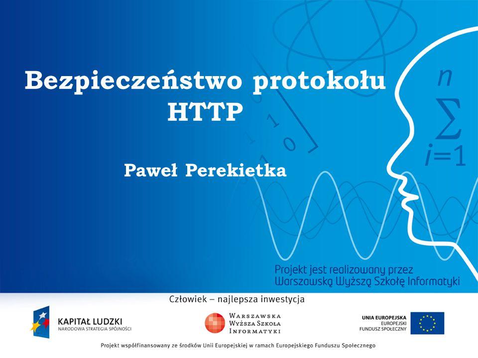 Certyfikat serwera WWW Podpis elektroniczny, w przypadku certyfikatu serwera WWW, dokonany jest kluczem prywatnym Centrum Autoryzacji i złożony jest na wiadomości zawierającej m.in.: nazwę organizacji, do której należy certyfikat, okres ważności certyfikatu, dane o wystawcy certyfikatu (czyli o CA), klucz publiczny serwera WWW.
