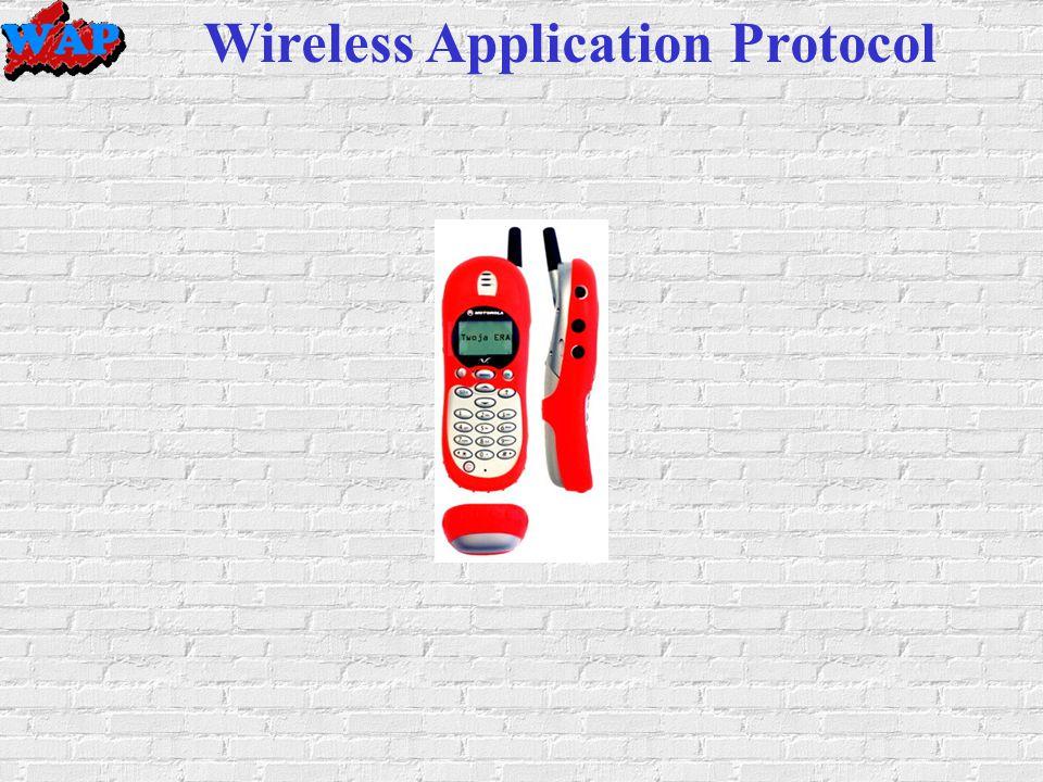 Dziękujemy za uwagę Wireless Application Protocol