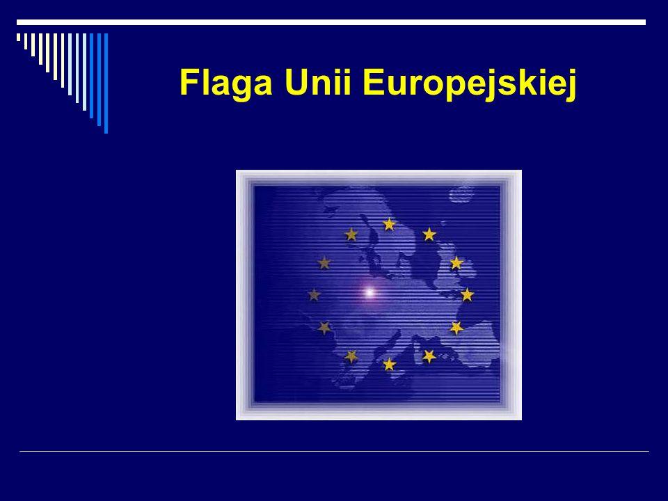 Skrót  UE – znaczy Unia Europejska