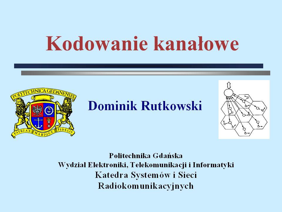 D.Rutkowski1/KK 13. Optymalizacja dekodowania