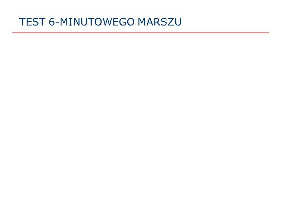 TEST 6-MINUTOWEGO MARSZU