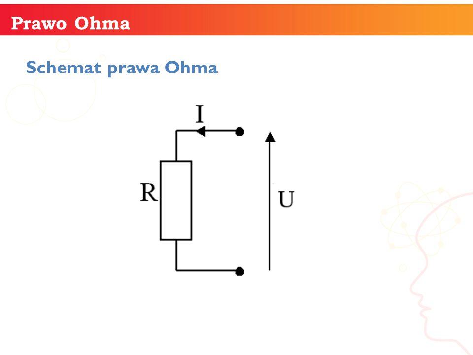 Schemat prawa Ohma informatyka + 12 Prawo Ohma