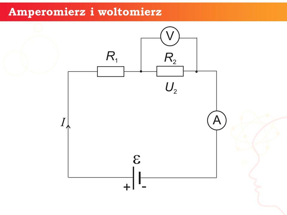 informatyka + 17 Amperomierz i woltomierz