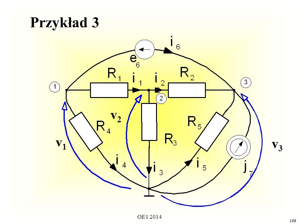 OE1 2014 187 Przykład 2 Równania uproszczone