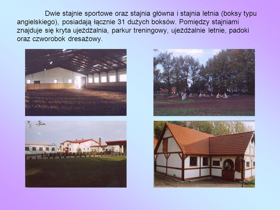 2.Kontakt Ośrodek położony jest 10 km od Koszalina i 8 km od morza - Łazy.
