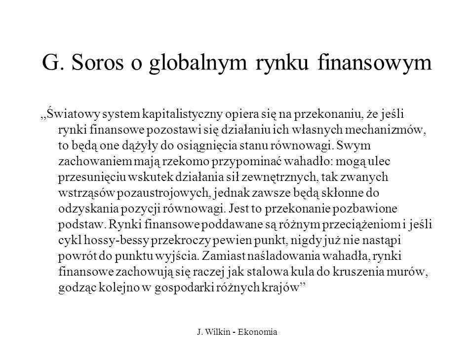 J. Wilkin - Ekonomia G.