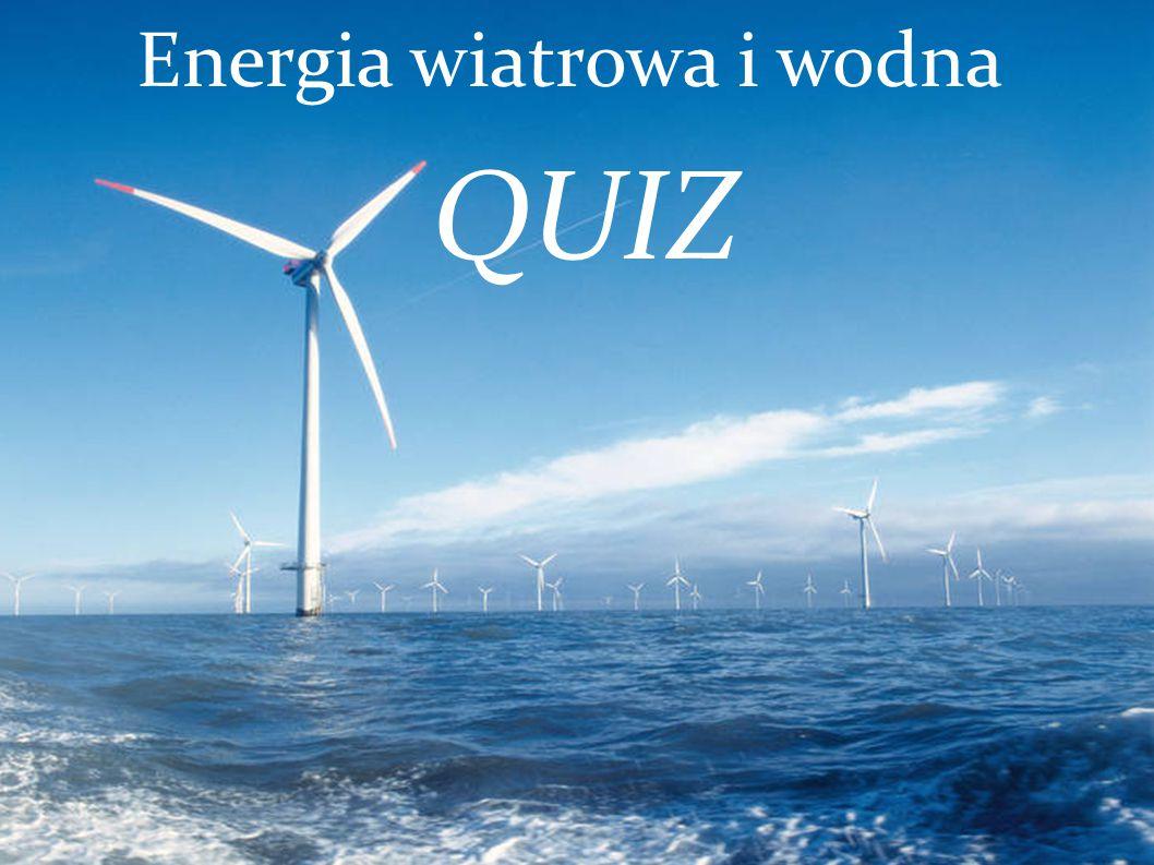 1.Jaki rodzaj energii odnawialnej przedstawia ten obrazek.
