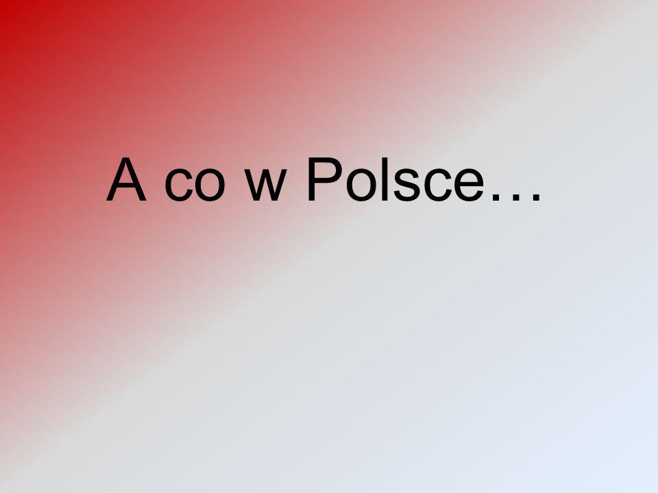 A co w Polsce…