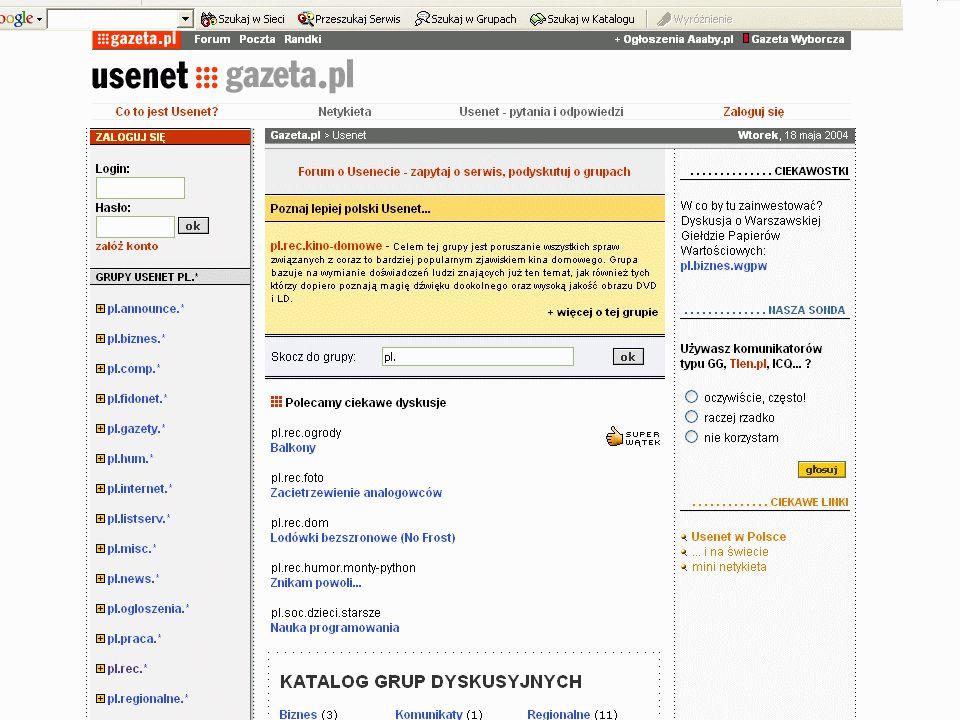 http://www.puw.pl andrzej.wodecki@puw.pl usenet.gazeta.pl