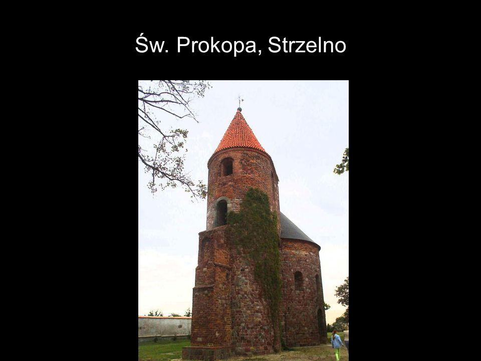 Św. Prokopa, Strzelno