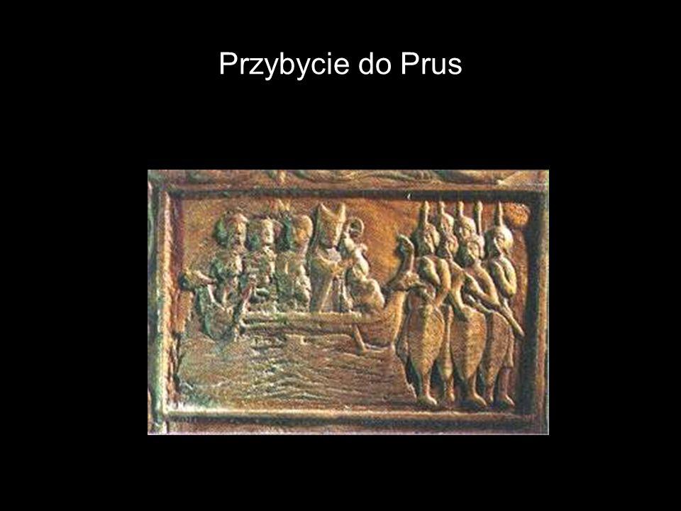 Przybycie do Prus