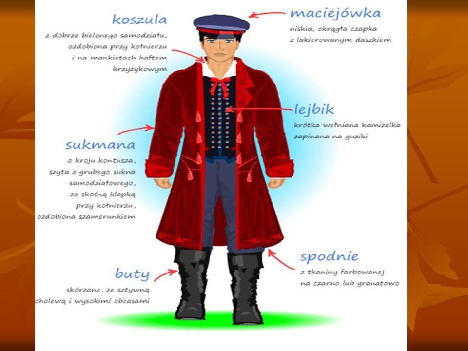 Źródła: Leksykon stroju świętokrzyskiego- www.polalech.pl Leksykon stroju świętokrzyskiego- www.polalech.pl www.polalech.pl www.polalech.pl www.polalech.pl