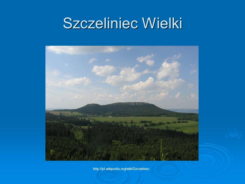 Szczeliniec Wielki http://pl.wikipedia.org/wiki/Szczeliniec