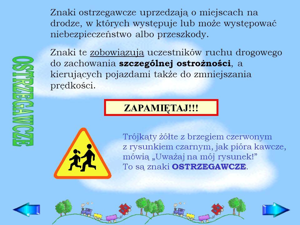 Droga dla pieszych Zakaz ruchu pieszych Przejście dla pieszych