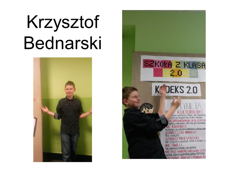 Krzysztof Bednarski