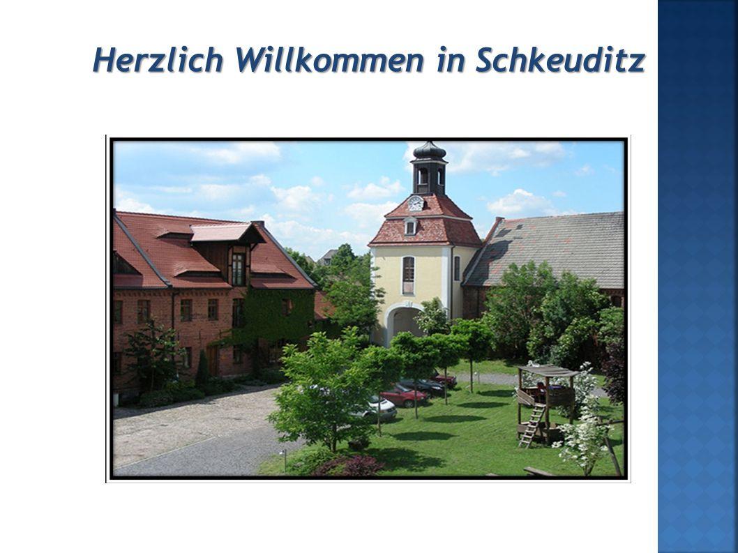 Herzlich Willkommen in Schkeuditz