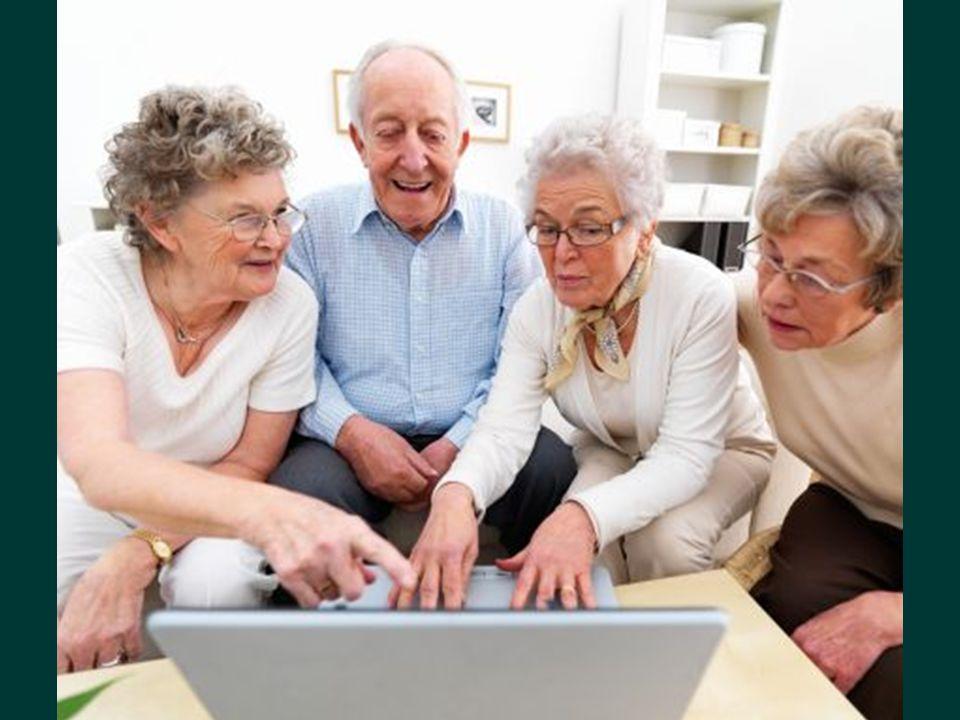 Na takim kursie osoby starsze mogą nauczyć się: pisać e-maile, korzystać z komunikatora, wykonywać rozmowy internetowe, obsługiwać takie programy jak