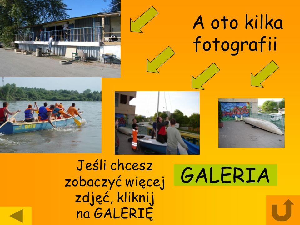 A oto kilka fotografii Jeśli chcesz zobaczyć więcej zdjęć, kliknij na GALERIĘ GALERIA