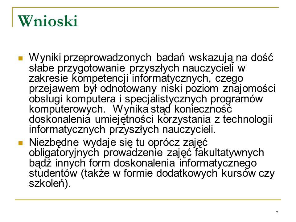 8 Dziękujmy za uwagę. Krystyna Buchta krystynabuchta@poczta.fm Monika Jakubiak m_jakubiak@o2.pl