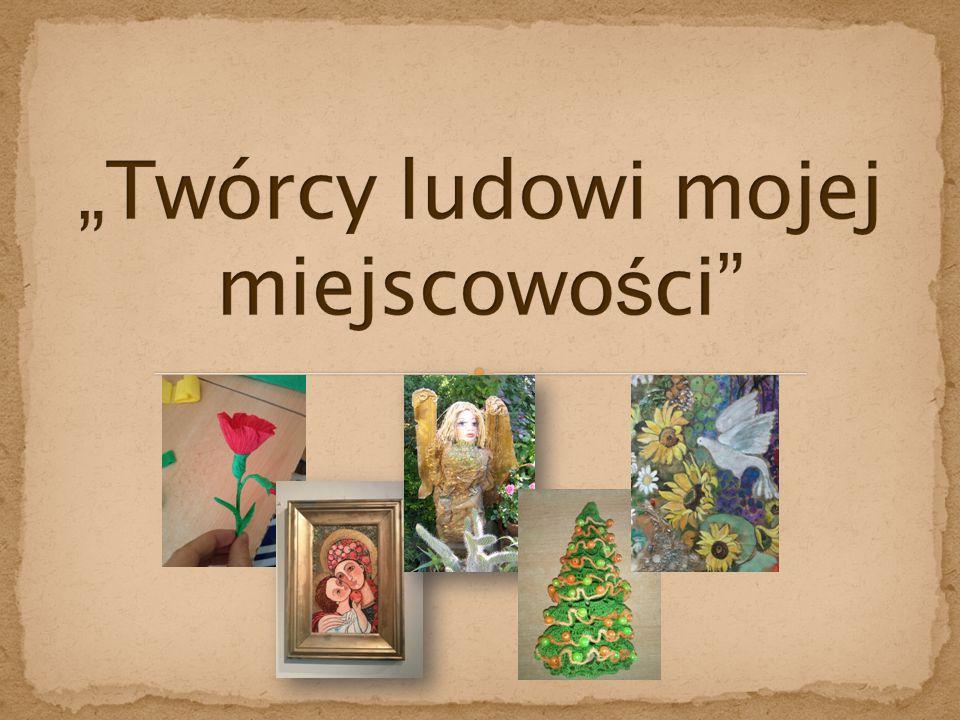 Helena Zając- najbardziej znana łodygowicka poetka ludowa.