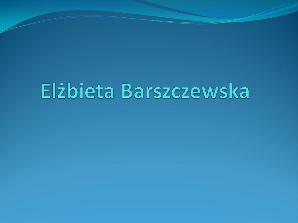 Elżbieta Maria Barszczewska-Wyrzykowska (ur.29 listopada 1913 w Warszawie, zm.