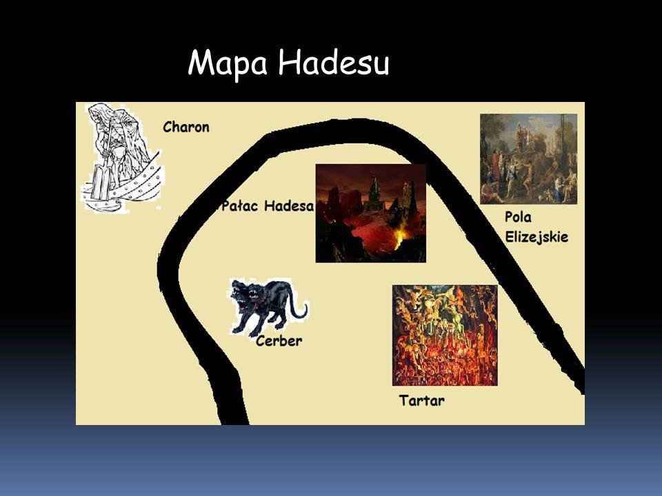 Mapa Hadesu