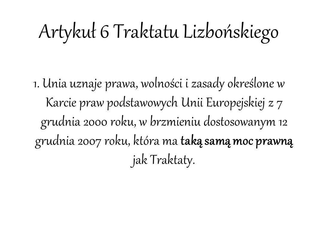 Rząd Donalda Tuska <3 Pomimo wcześniejszej krytyki PiS i wcześniejszego pełnego poparcia dla Karty, 23 listopada 2007r.