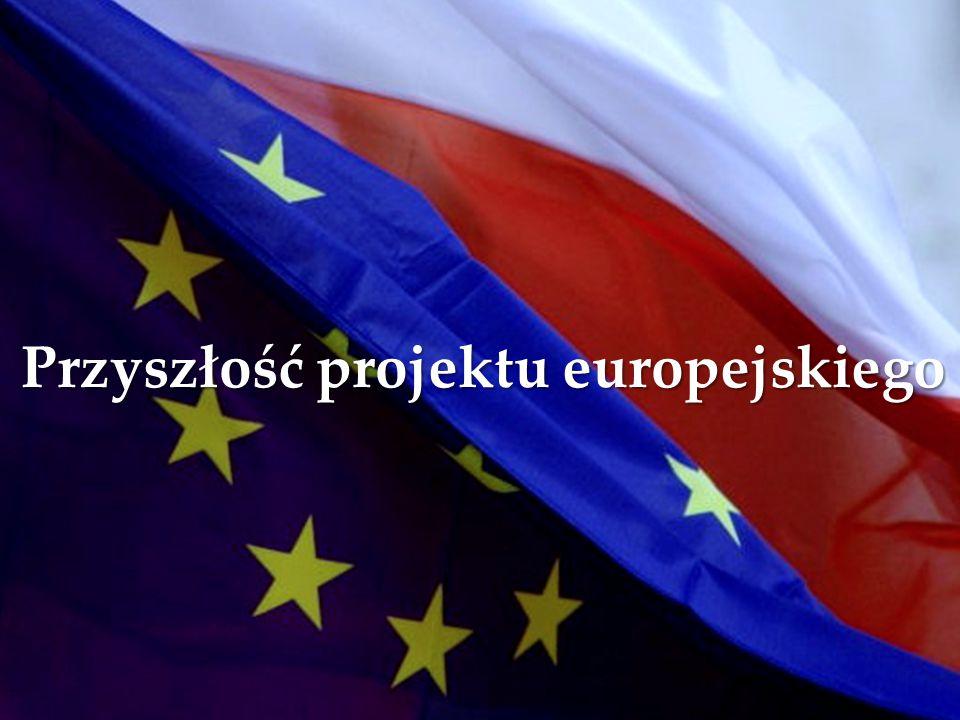 Przyszłość projektu europejskiego